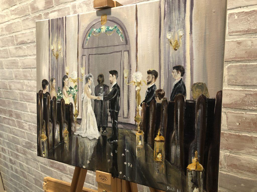 Wedding Chapel - Sutherland Wedding